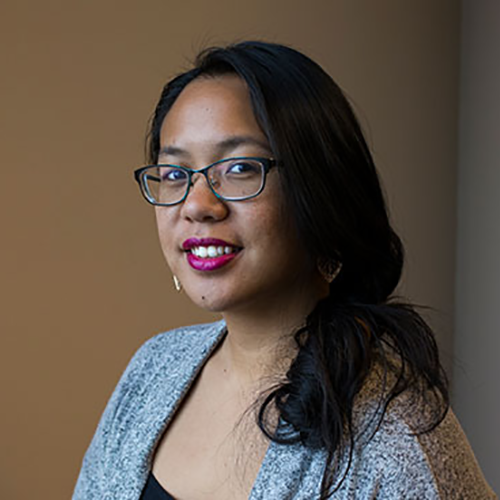 Sonya Paclob - Diversity and Inclusion Director